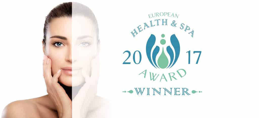 Health & Spa Award 2017 JetPeel Behandlung