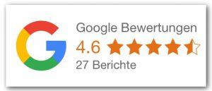 Die Google Bewertungen von Kosmetik Butenholz