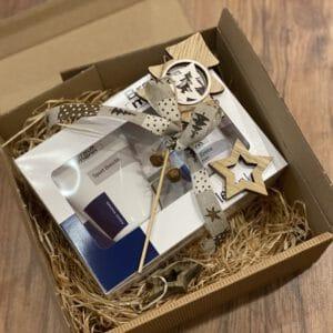 Weihnachtsgeschenk Braukmann Set Detailbild